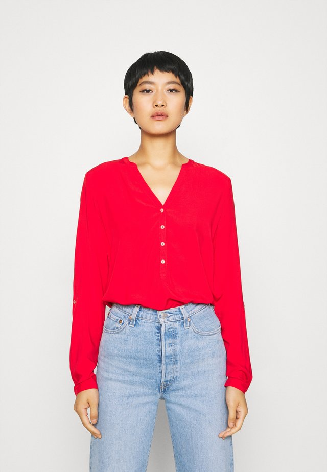 Bluzka - red