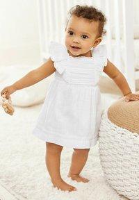 Next - Denní šaty - white - 0