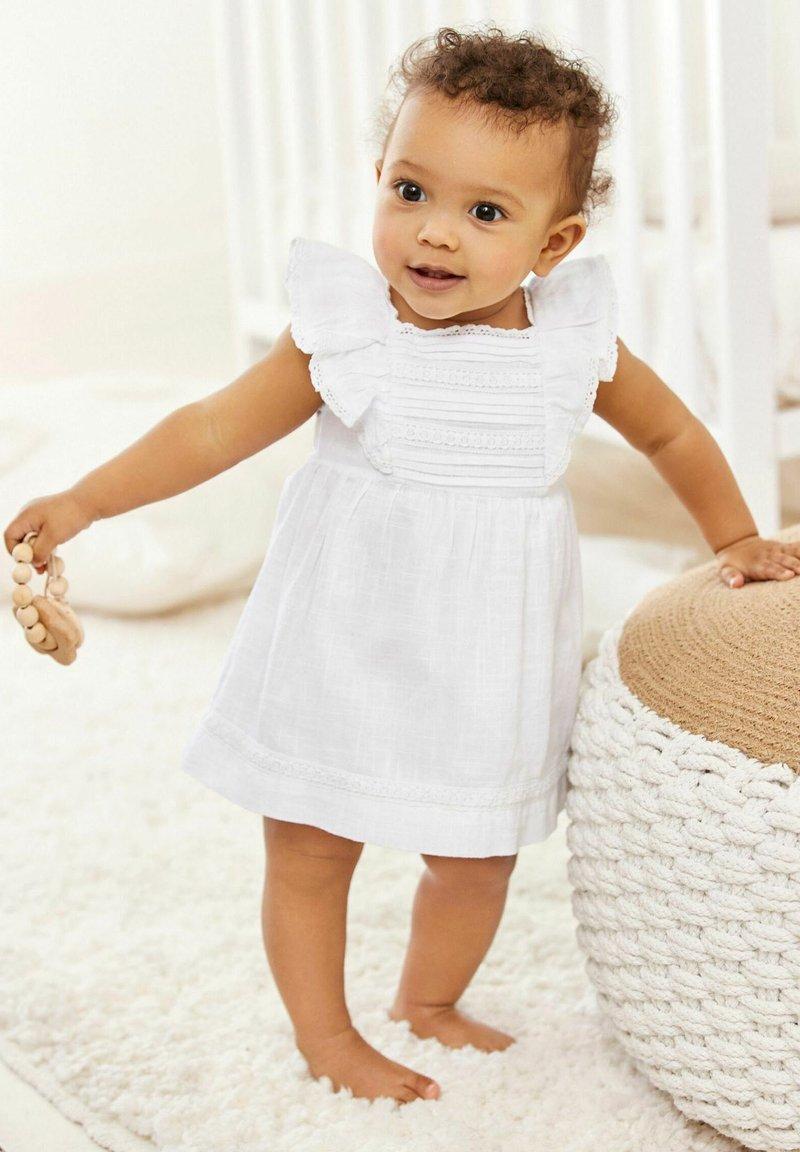 Next - Denní šaty - white