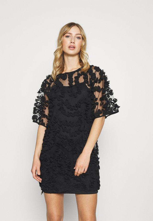 CECILIA DRESS - Vestito estivo - black