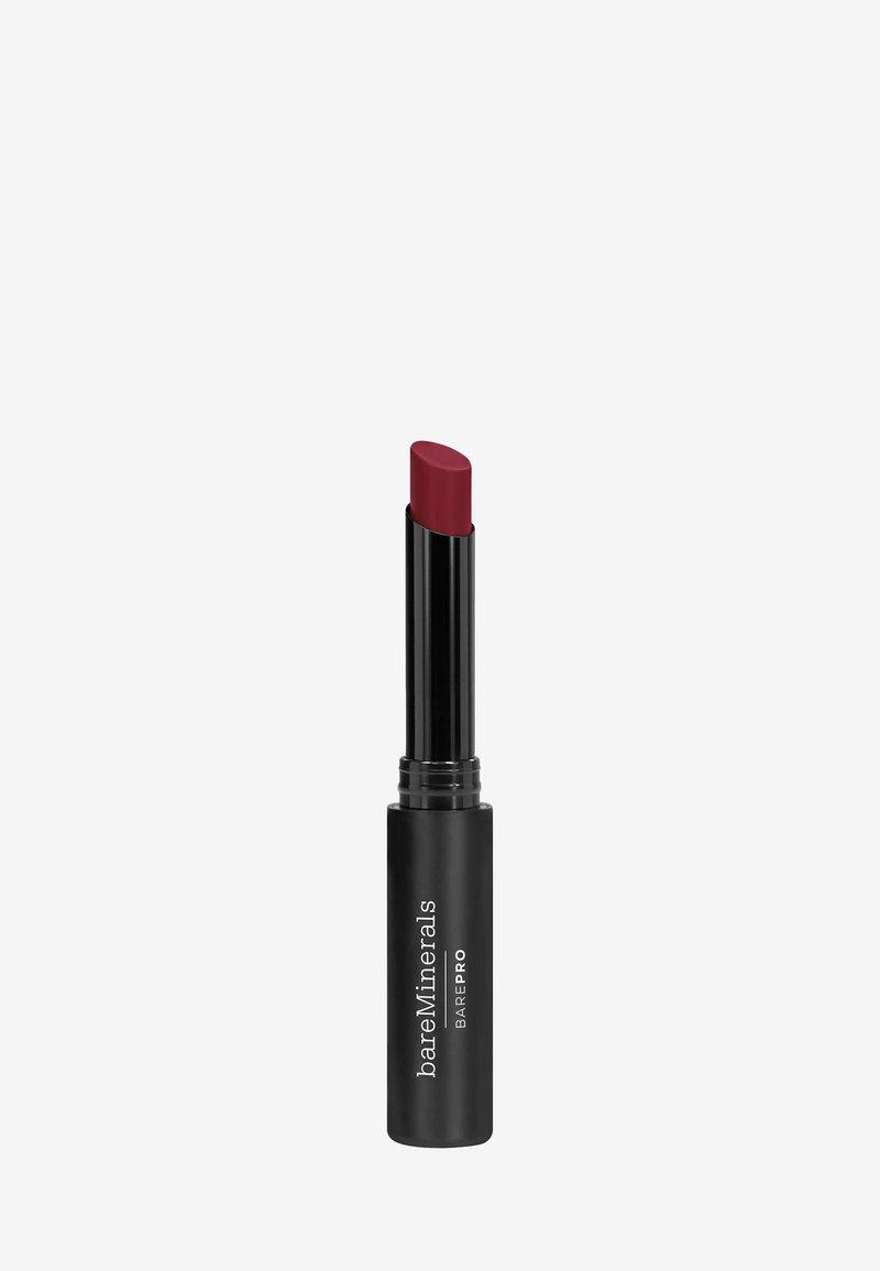 bareMinerals - BAREPRO LONGWEAR LIPSTICK - Lipstick - raspberry