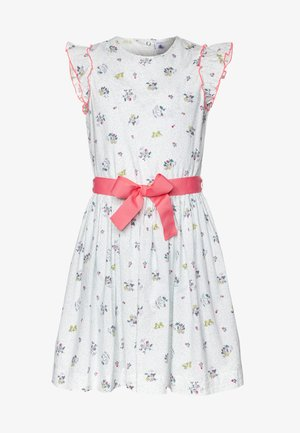 FLANER DRESS - Vestido informal - marshamallow/multicolor