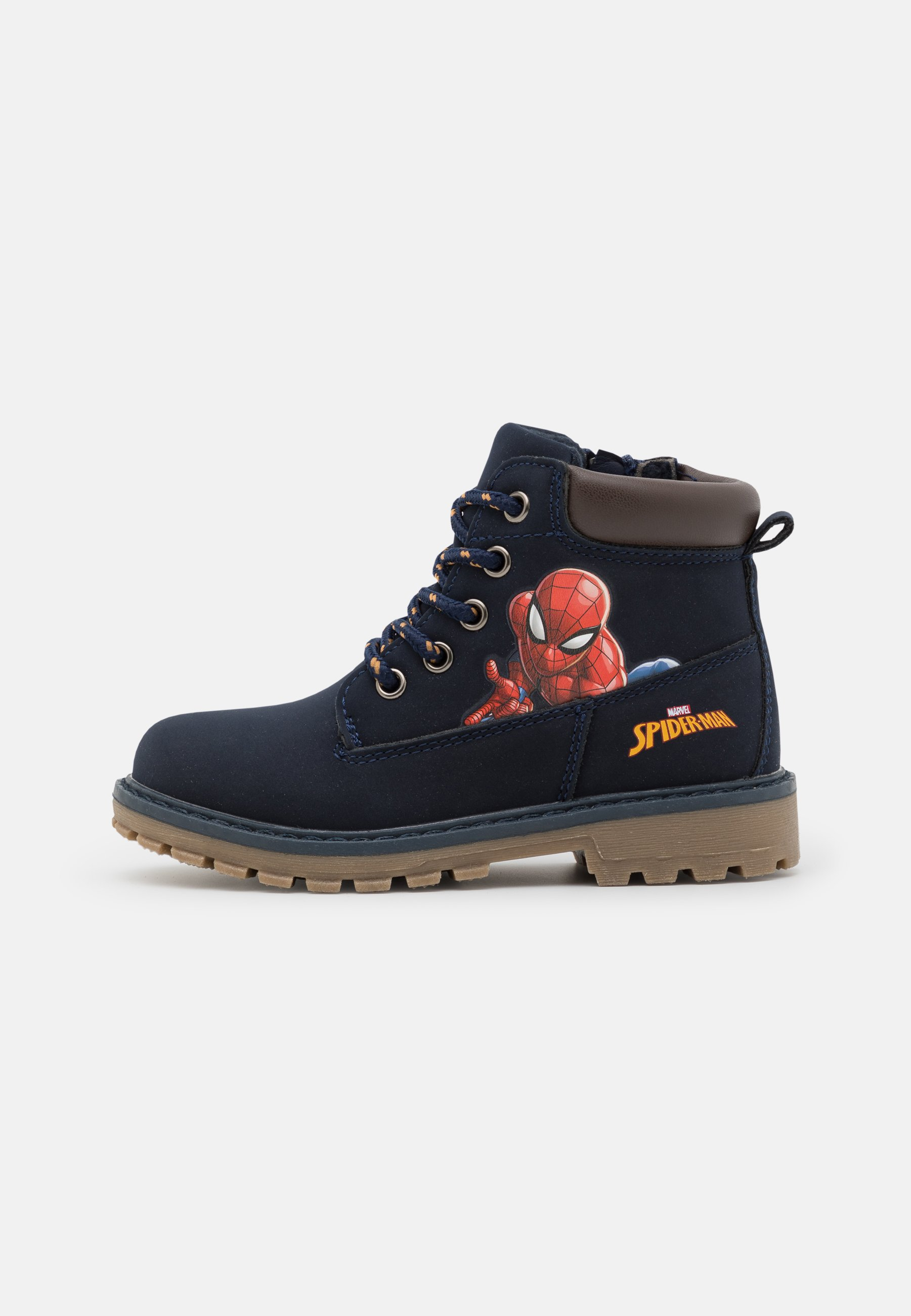 Kids SPIDERMAN - Lace-up ankle boots