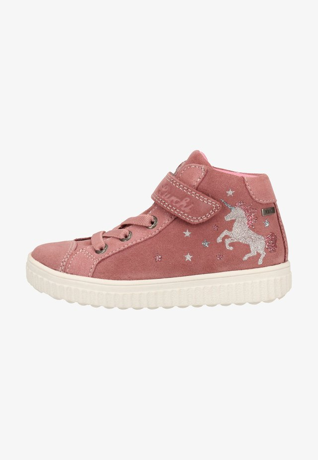 Sneakers hoog - sweet rose 29