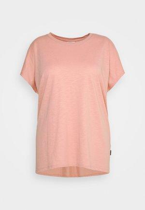 NMMATHILDE  - Camiseta básica - cameo brown