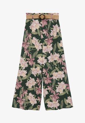 LULA - Trousers - grün