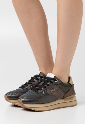 RUSPER CITY - Zapatillas - khaki