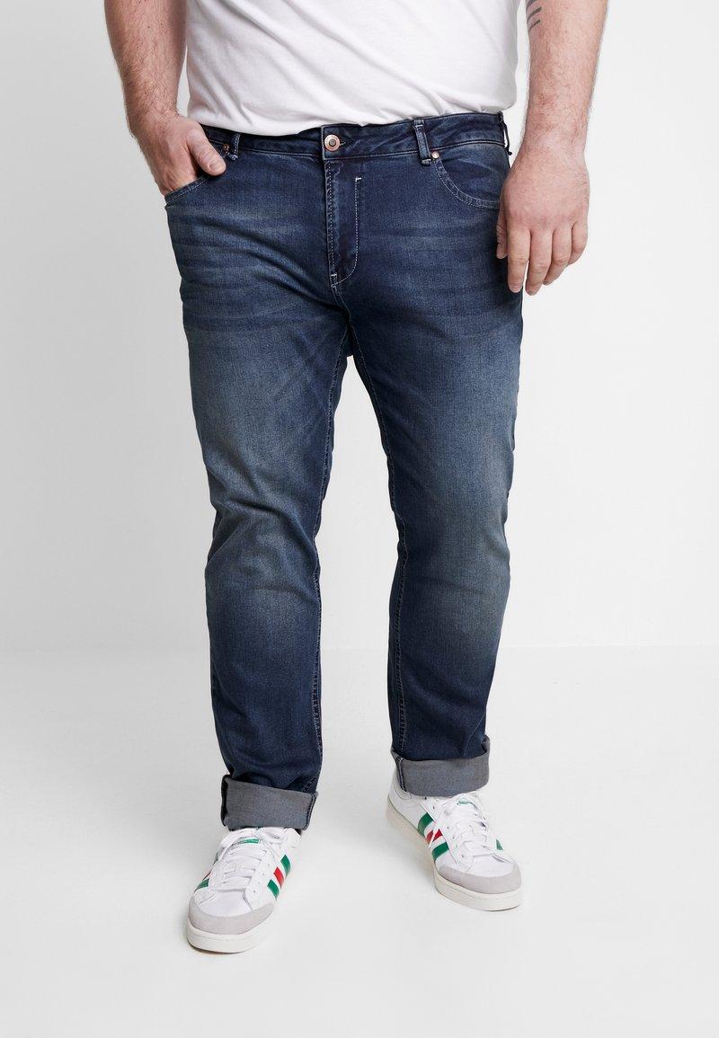 Cars Jeans - SHIELD PLUS - Slim fit jeans - dark used