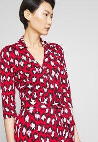 Diane von Furstenberg - ABIGAIL - Maxi dress - red - 4