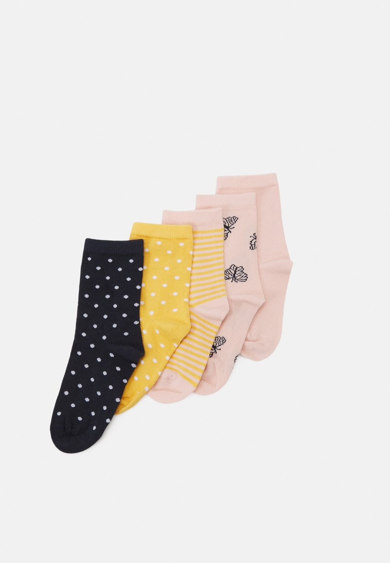 Name it - NMFVINNI SOCK  5 PACK - Socks - peach whip