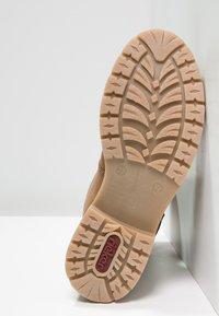 Rieker - Šněrovací kotníkové boty - cayenne/kastanie/braun - 5