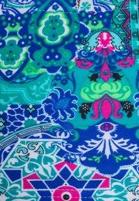 Buffalo - BUSTIER - Bikiny - turquoise - 2