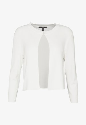 ECOVERO BOLERO - Cardigan - off white