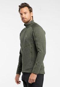 Haglöfs - HERON  - Fleece jacket - deep woods solid - 2