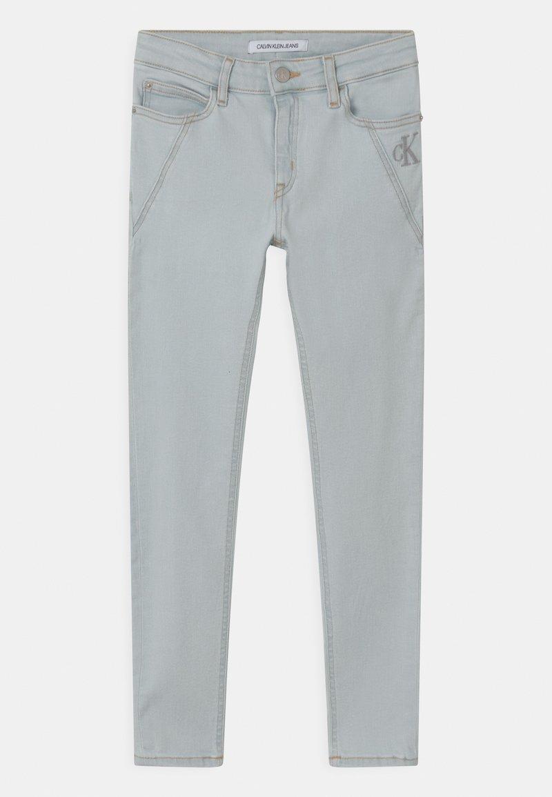 Calvin Klein Jeans - SKINNY CLEAN - Jeans Skinny Fit - blue