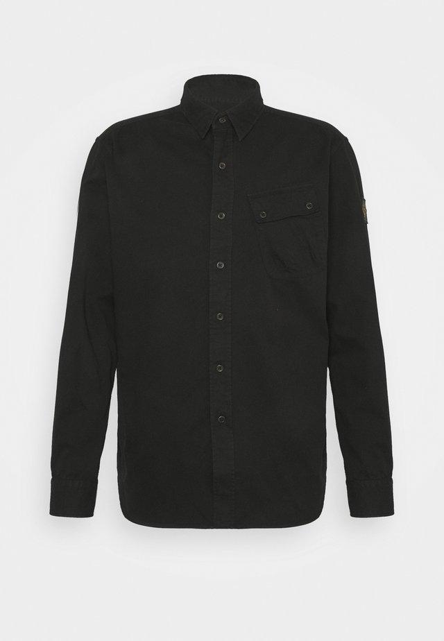 PITCH - Overhemd - black