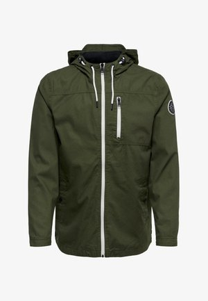 ONSASBJORN JACKET - Korte jassen - olive night