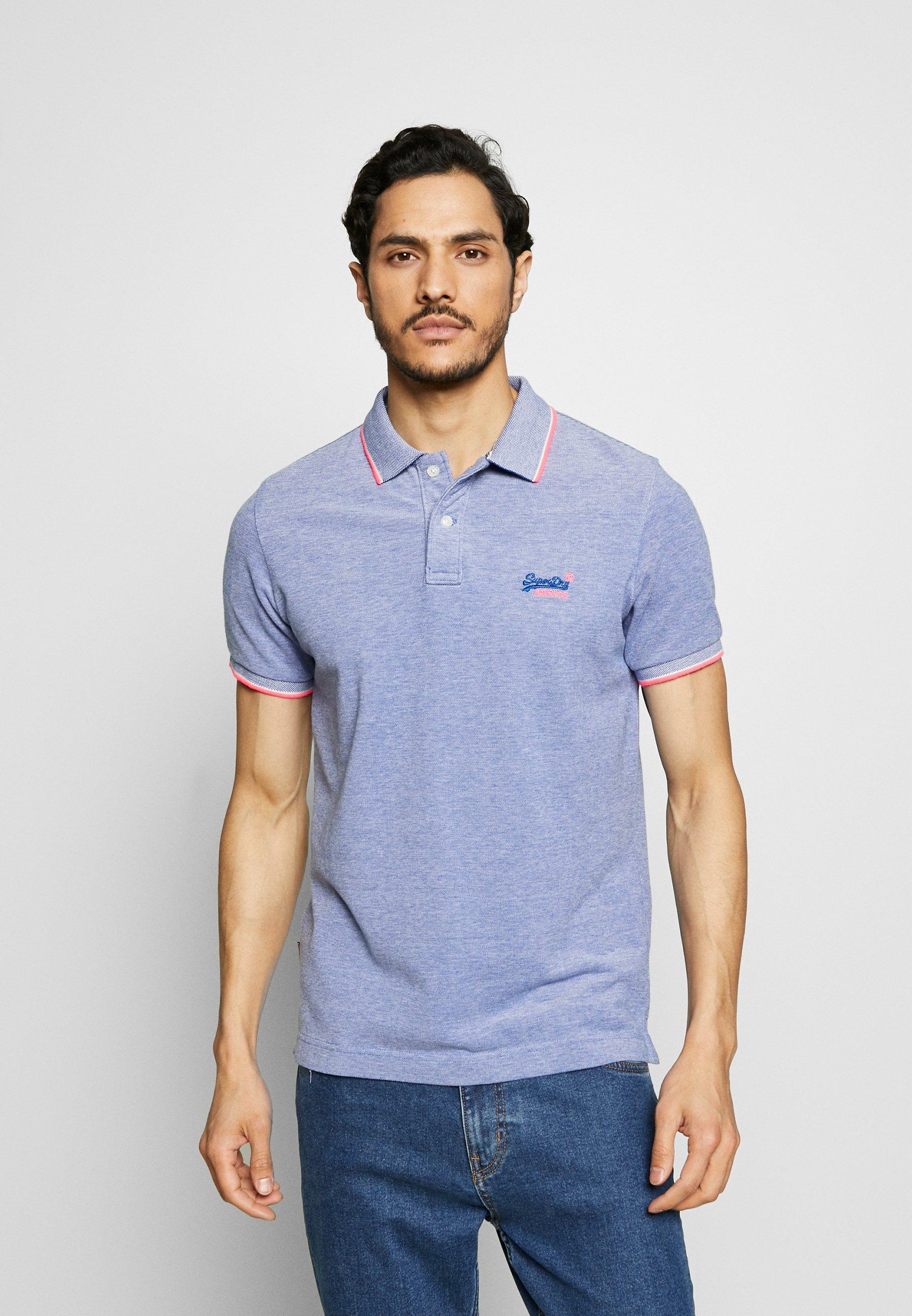 Men POOLSIDE - Polo shirt