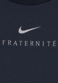 Nike Performance - FRANKREICH FFF HOOD - Oblečení národního týmu - dark obsidian - 4