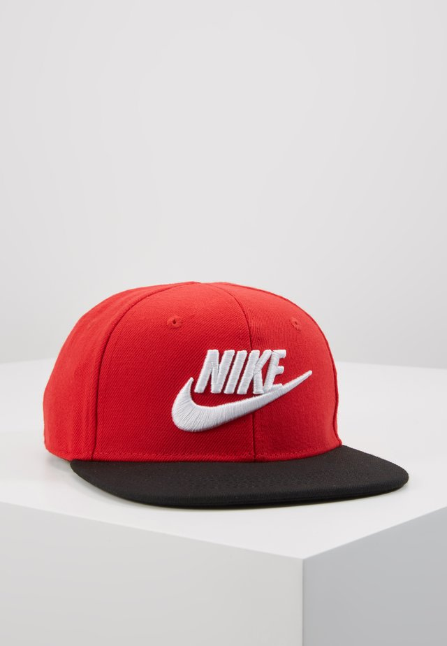 TRUE LIMITLESS SNAPBACK - Casquette - university red