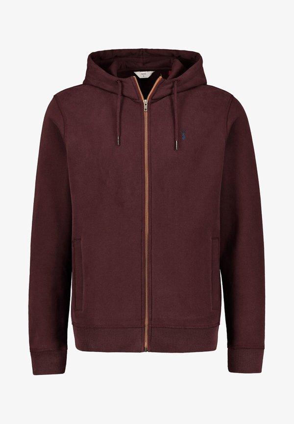 Next Bluza rozpinana - purple/fioletowy Odzież Męska SBKT