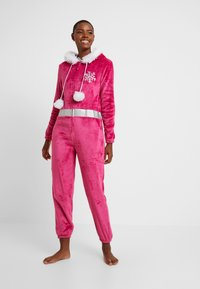 Loungeable - APRES SKI ONESIE - Pyjamas - pink - 1