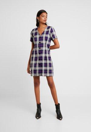 ODESSA DRESS - Blousejurk - mint
