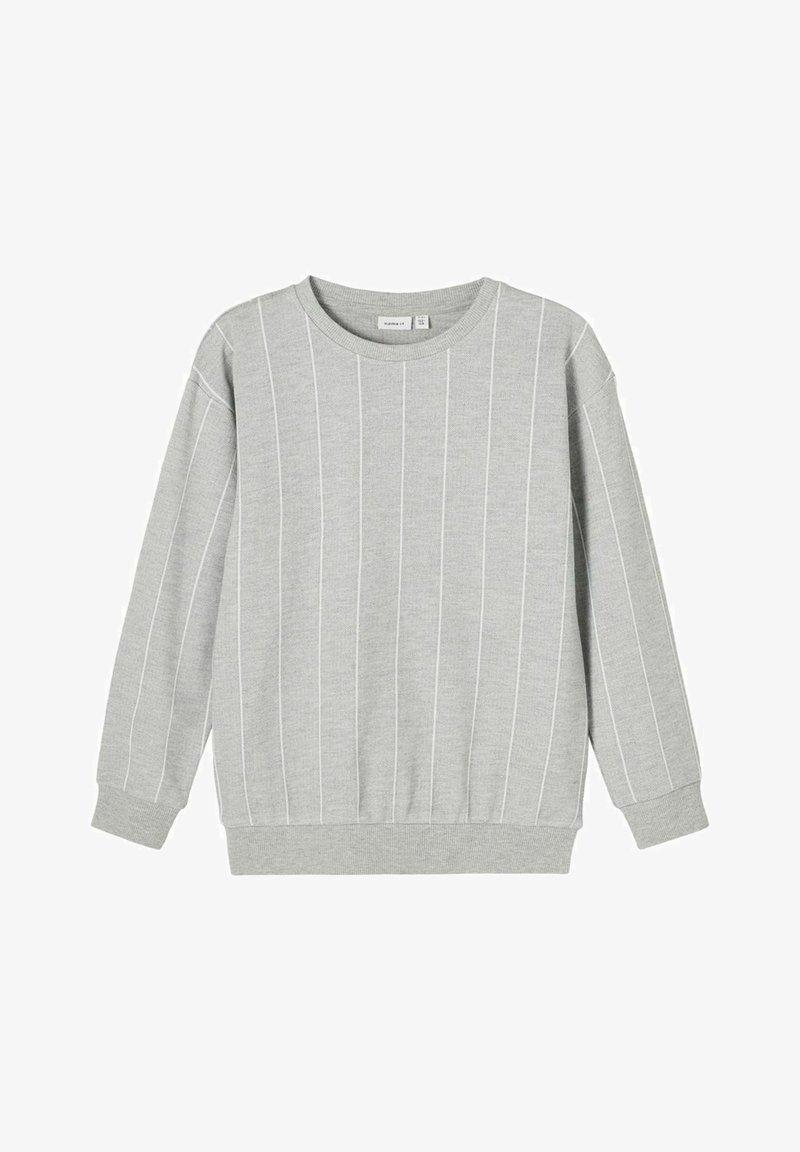 Name it - Jumper - grey melange
