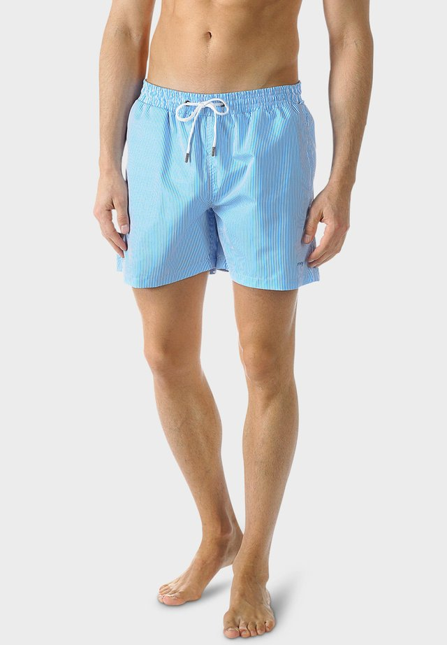 Swimming shorts - ocean blue