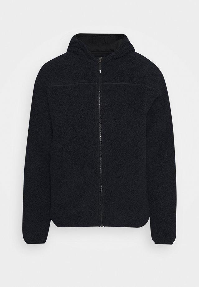 JACKET HOOD - Summer jacket - dark blue