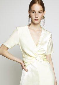 BLANCHE - STELLA DRESS - Robe de cocktail - sorbet - 4