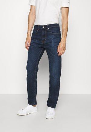 COOPER - Straight leg jeans - deepest blue