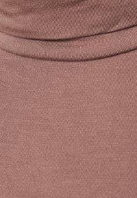 Noa Noa - ESSENTIAL  - Long sleeved top - brown rose - 2
