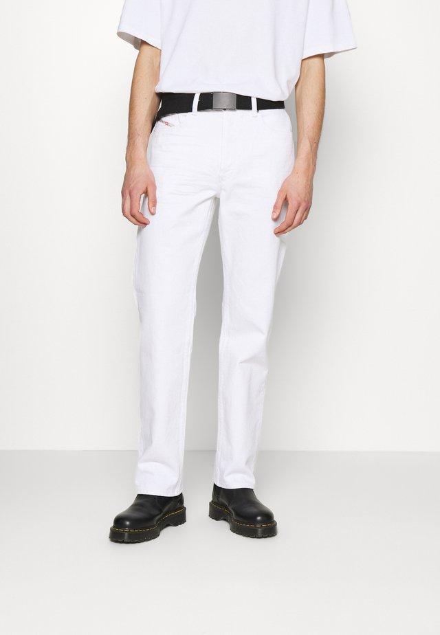 MACS - Straight leg -farkut - white