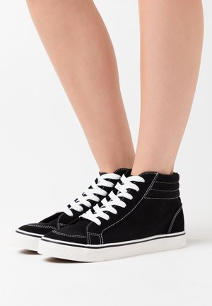 JOEY - Zapatillas altas - black