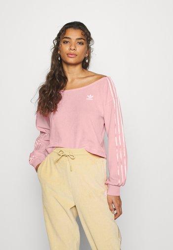 Sweatshirt - lightpink