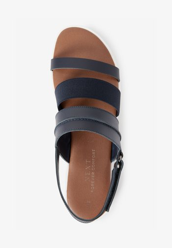 FOREVER  - Sandals - dark blue