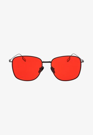 SPHINX - Sluneční brýle - matt black / red