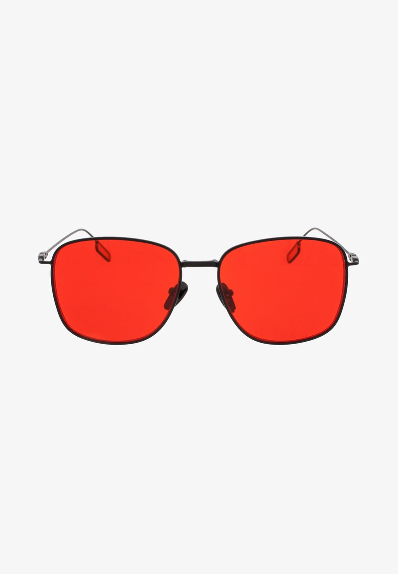 Icon Eyewear - SPHINX - Solglasögon - matt black / red