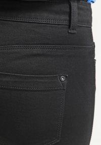ONLY - Slim fit jeans - black denim - 5