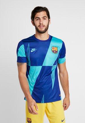 FC BARCELONA DRY  - Squadra - cabana/deep royal blue