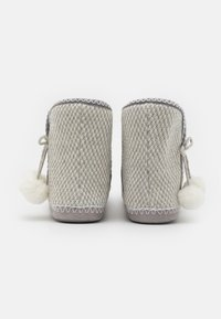 Anna Field - Slippers - light grey/white - 3