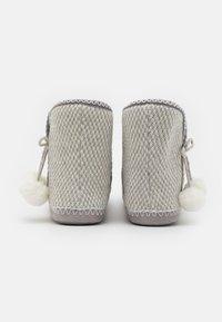 Anna Field - Domácí obuv - light grey/white - 3