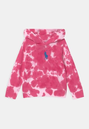 Sweatshirt - accent pink