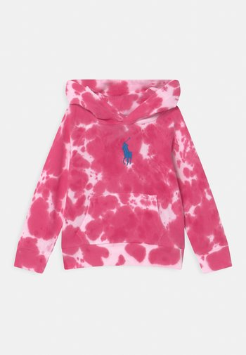 Mikina - accent pink