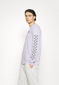 Quiksilver - CHECK OUT - Longsleeve - pastel lilac - 3