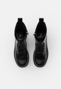 RAID - DAHLIA - Platform ankle boots - black - 5