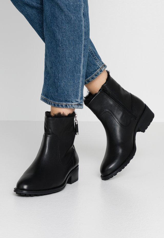 ORIONWEG - Classic ankle boots - jet black