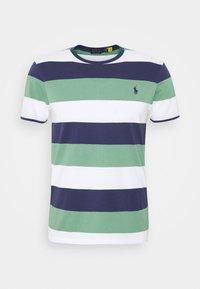 Polo Ralph Lauren - T-shirt med print - haven green - 4