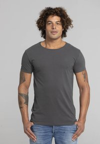 Liger - LIMITED TO 360 PIECES - Basic T-shirt - dark grey - 0
